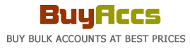 Buyaccs - bulk account store